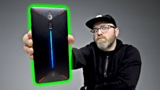 The RGB Gaming Smartphone is Here...