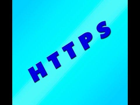 Как установить защищенный протокол Https для своего сайта
