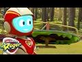 Space Ranger Roger | Roger-Go-Round | HD Full Episodes 13 | Cartoons For Children