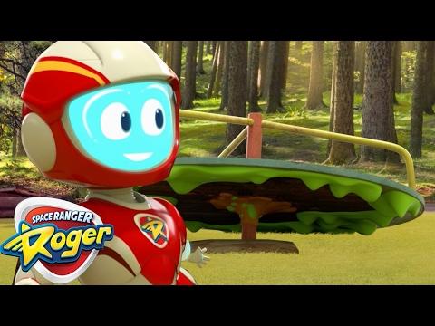 Space Ranger Roger | Roger-Go-Round | HD...