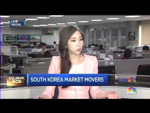 150825 CNBC ASIA AUTOMAKERS 자동차주 JUNE YOON CNBC