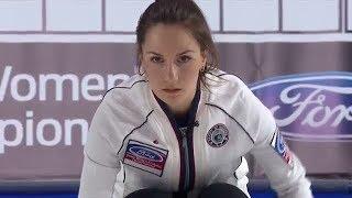 2016世界女子カーリング選手権 -予選リーグ第3戦- 日本 vs ロシア