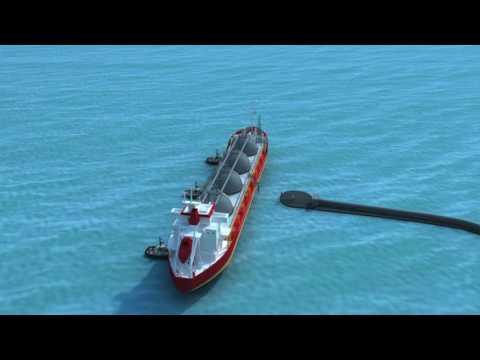 LNG in hazira port | Hazira LNG and Port