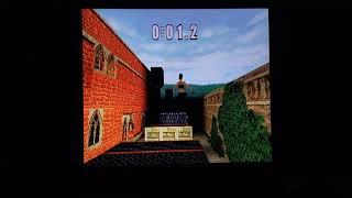 Tomb Raider II Playstation Retrotink 2X-Multiformat S-Video To HDMI On Sony 49X900F