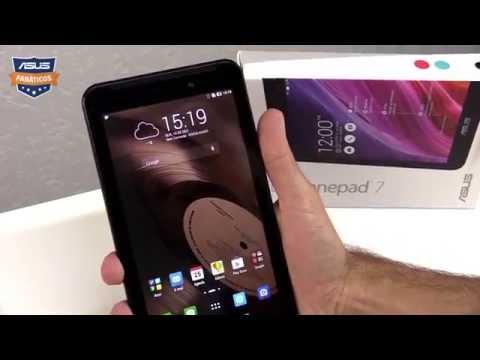 Veja o novo Fonepad 7, primeiro tablet que permite usar dois chips SIM