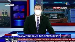 Daftar Nama Calon Pengganti Azis Syamsuddin