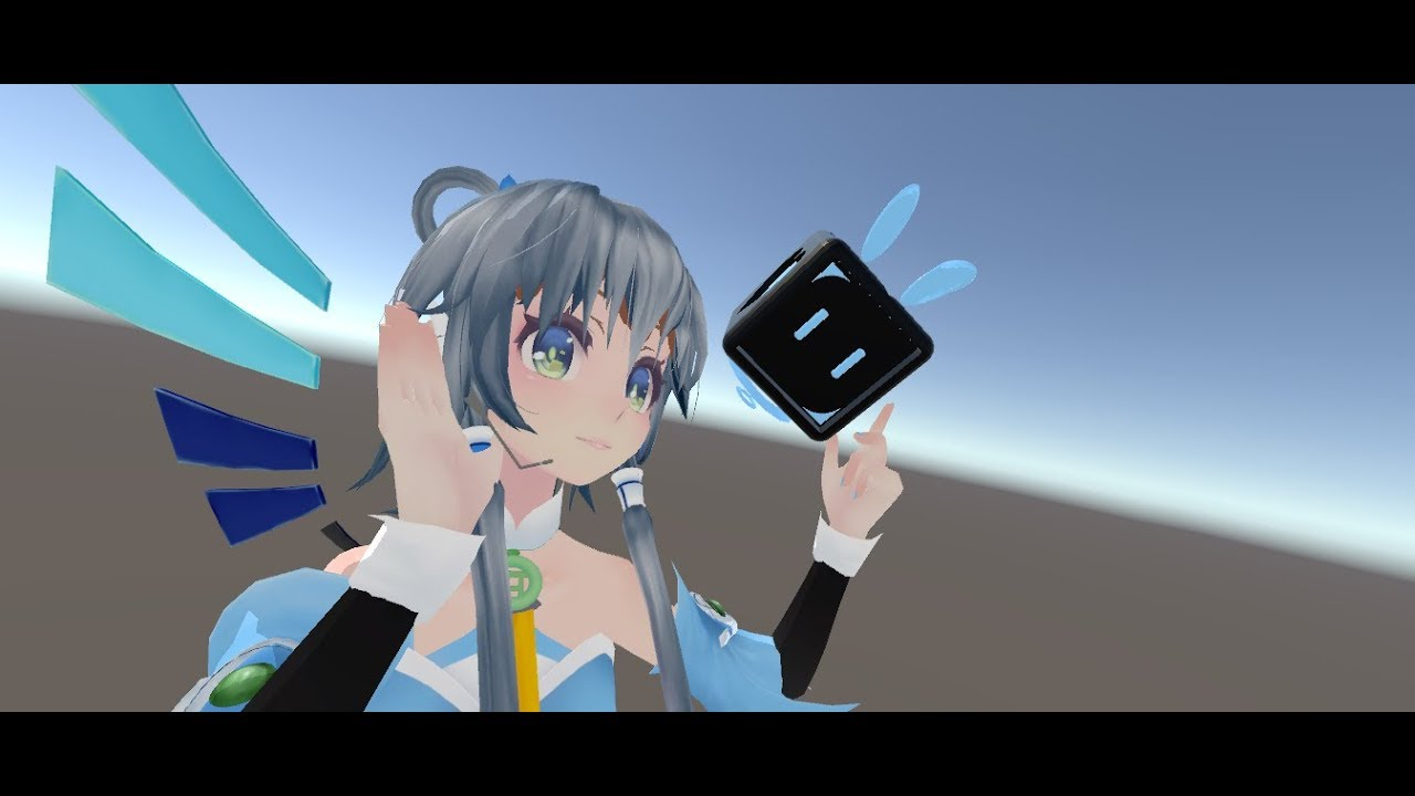 [OUTDATED - NEW VIDEO IN DESC] VRCHAT - Cute Robot Companion! - Tutorial