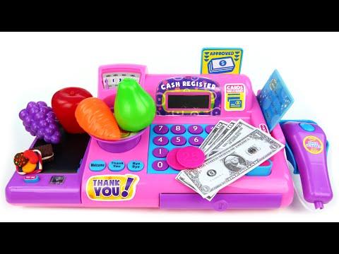 Supermarket Cash Register Toy