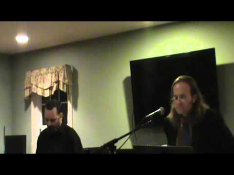 Robert Milby - Theremin Ghost Reading, Pine Bush, NY