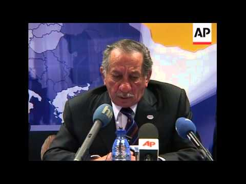 Cypriot President Comment On EU Currency Zone