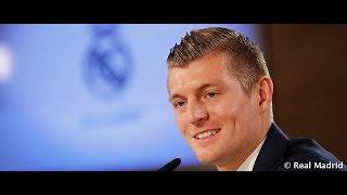 Rueda de prensa de Toni Kroos | Renovación de contrato 2022