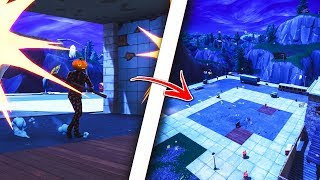 How to DESTROY EVERYTHING YOU TOUCH by doing this insane glitch in Fortnite! (Amazing Glitch)