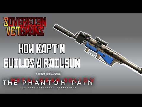How to Build a Railgun in MGSV