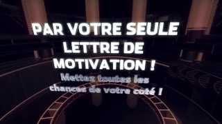 Lettre de motivation type qui déclenche un entretient