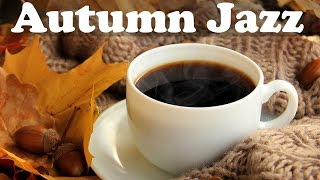 Relax Fall Jazz Music 24/7