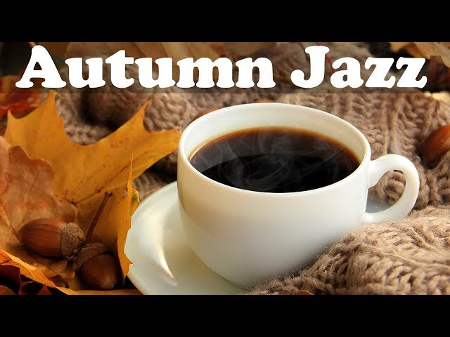 Relax Fall Jazz Music 24/7