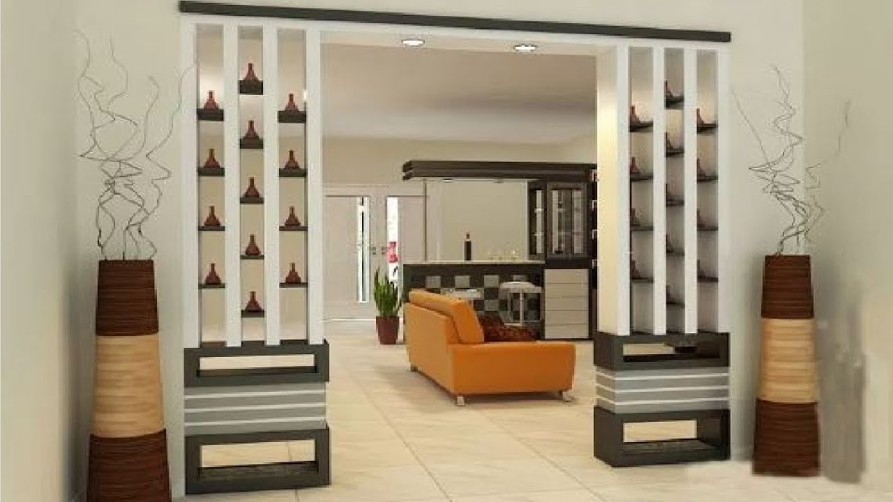 100 Rooom Divider Ideas Home Wall Partition Design Catalogue 2020 Youtube