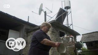 Georgien: Heizen mit Sonne statt Holz | DW Deutsch
