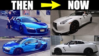 I SOLD MY AUDI R8 AND GOT A GTR.. (SUPERCAR)
