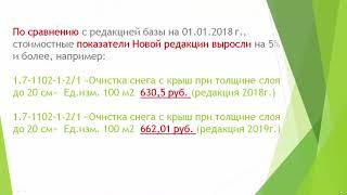 Smeta.RU + СН-2012 (Редакция 2019 г.) Часть 1
