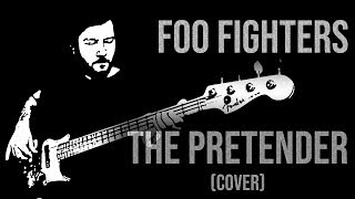 Foo Fighters - The Pretender (cover)