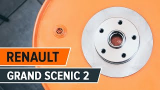 How to replace Deflection / Guide Pulley, timing belt on TOYOTA RAV 4 III (ACA3_, ACE_, ALA3_, GSA3_, ZSA3_) - video tutorial