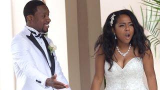 Best Wedding Surprise Ever!