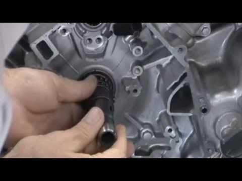 Kawasaki V Twin Atv Engine Cam Timing Youtube
