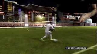 TUTO FIFA 12 Découvrons un geste Technique Le Double contact de l