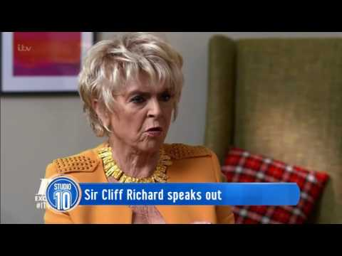 Sir Cliff Richard Speaks Out | Studio 10