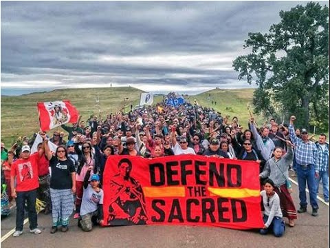 Taking a Stand: Protecting Water and Native American Sacred and Cultural Resources at Standing Rock