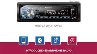 2014 pioneer in dash digital media receivers