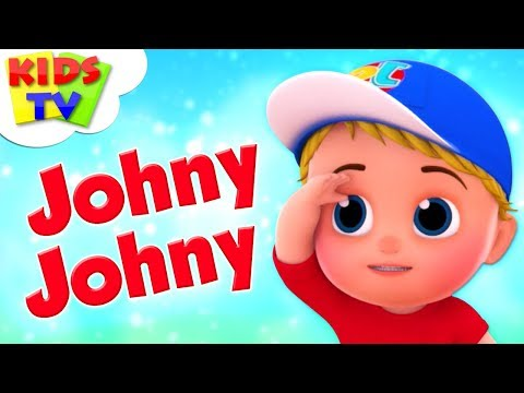 Johny Johny  Johnny Johnny Mix  Junior Squad Cartoons  Nursery Rhymes & Children Song - Kids TV