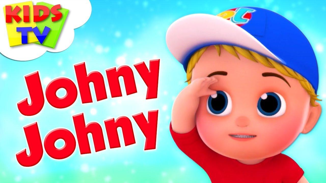 Johny Johny   Johnny Johnny Mix   Junior Squad Cartoons   Nursery Rhymes & Children Song - Kids TV