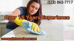 Austin House cleaner