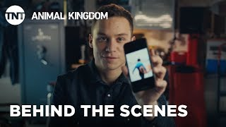 Animal Kingdom: Finn Cole Shares His Camera Roll [BEHIND THE SCENES] | TNT