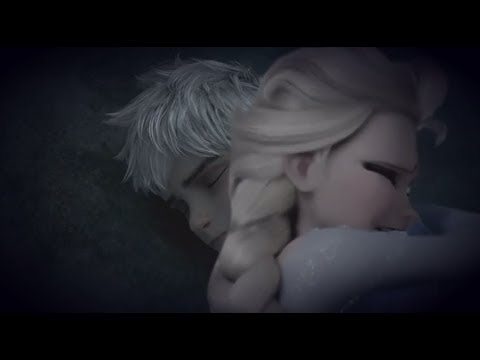 Frozen Heart {Jack Frost and Queen Elsa}