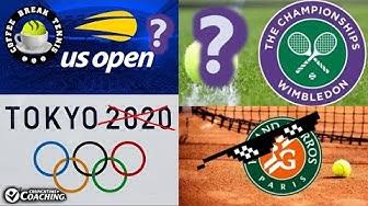 Will Wimbledon 2020 GET CANCELLED ?? | Coffee Break Tennis