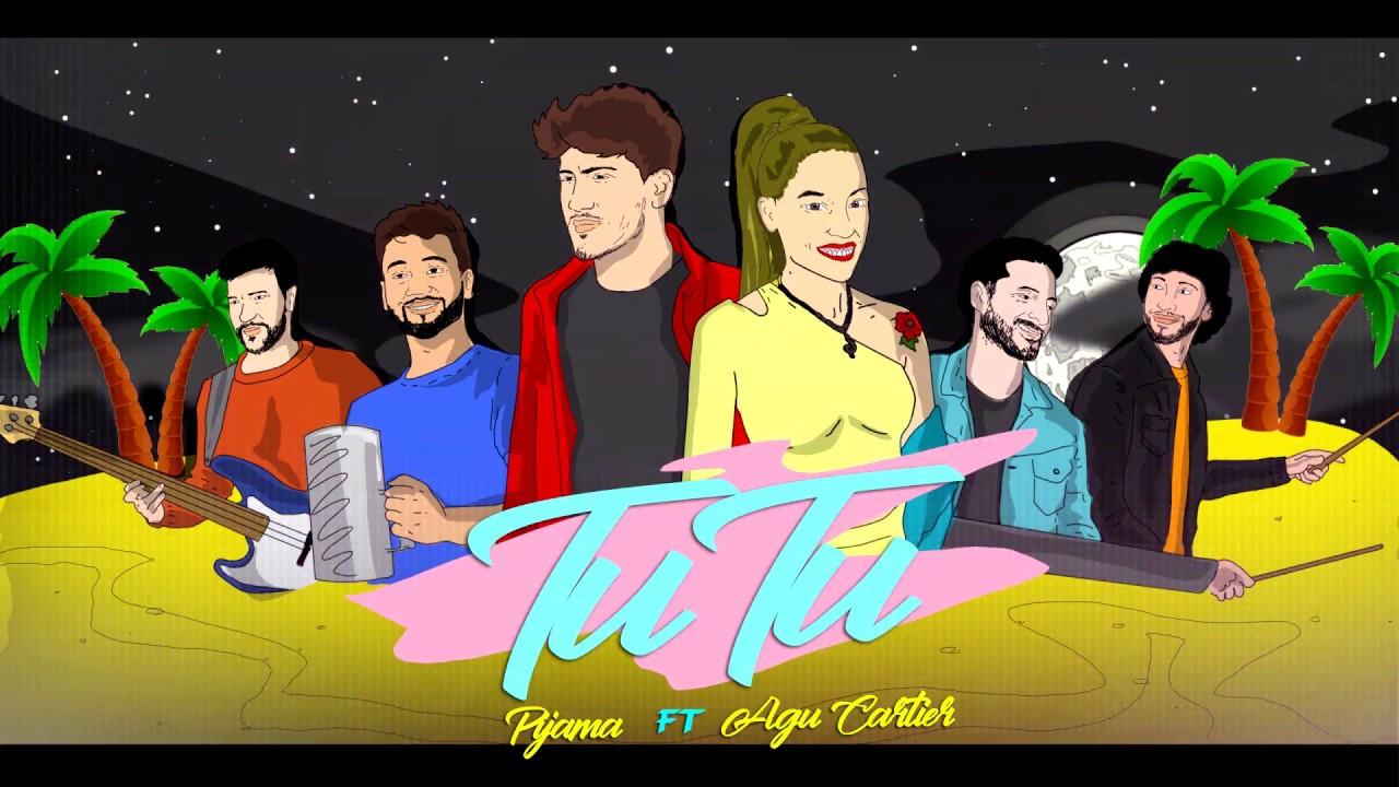 Pijama ft. Agu Cartier - Tutu (Cumbia Remix)
