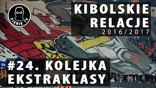 KIBOLSKIE RELACJE   24. kolejka ekstraklasy (2016-2017)   PiknikTV