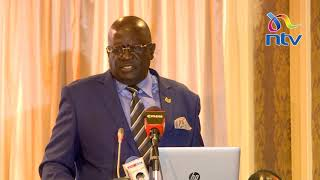 Companies that are making money must give back to the society - CS Magoha.
