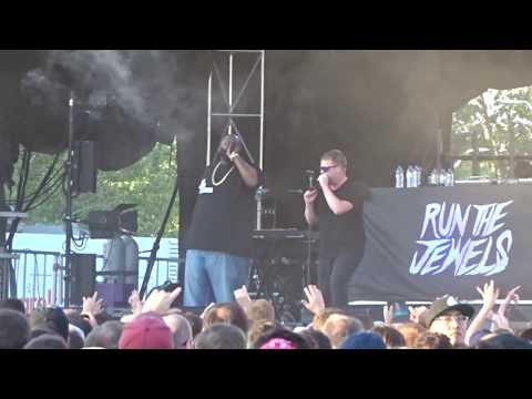 Run The Jewels - Nobody Speak - Live at Mo' Pop in Detroit, MI on 7-29-17