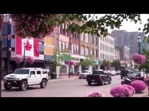 The CITY of Barrie Ontario Canada