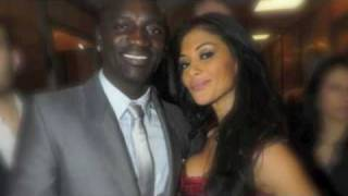 Akon Ft. Nicole Scherzinger - By My Side [with lyrics]