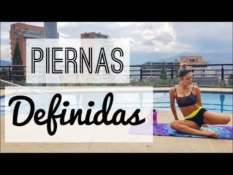 RETO BARRE: SUPER RUTINA PIERNAS! | Naty Arcila |