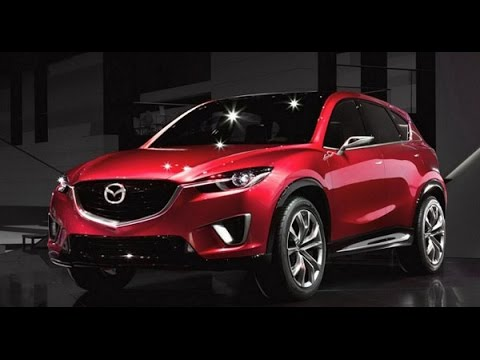 2018 mazda cx 5 with the new looks youtube. Black Bedroom Furniture Sets. Home Design Ideas