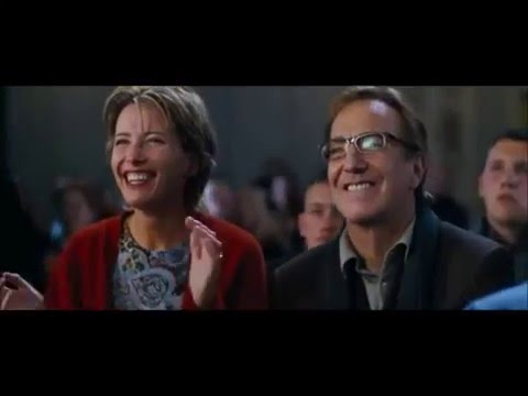 Christmas is all around me - Love Actually [Music Video]