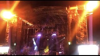 Intro Motorhead-I Know How to Die Live Hell and Heaven Metal Fest 2013 Guadalajara,Mexico