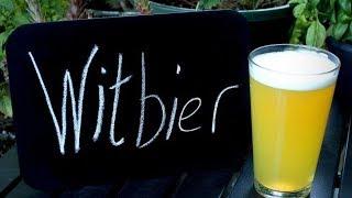 👍 пиво WITBIER на GRAINFATHER 🍺
