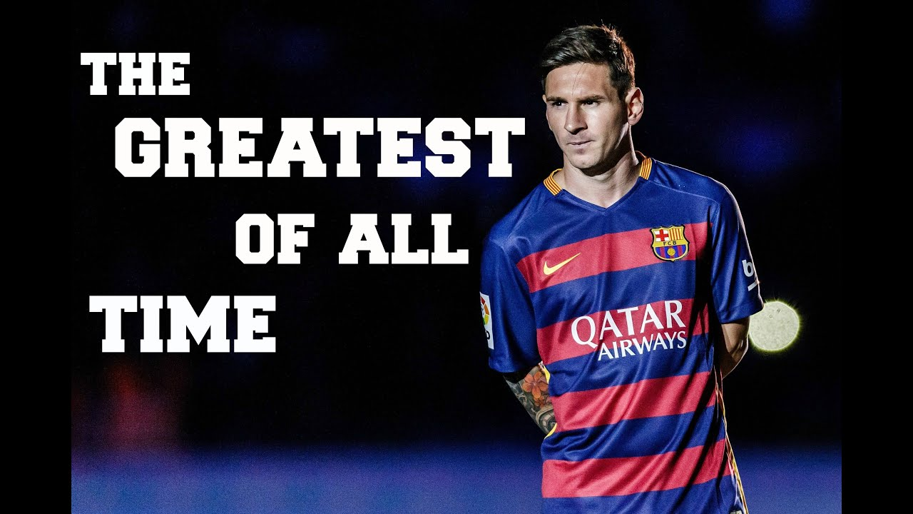 messi is the best player
